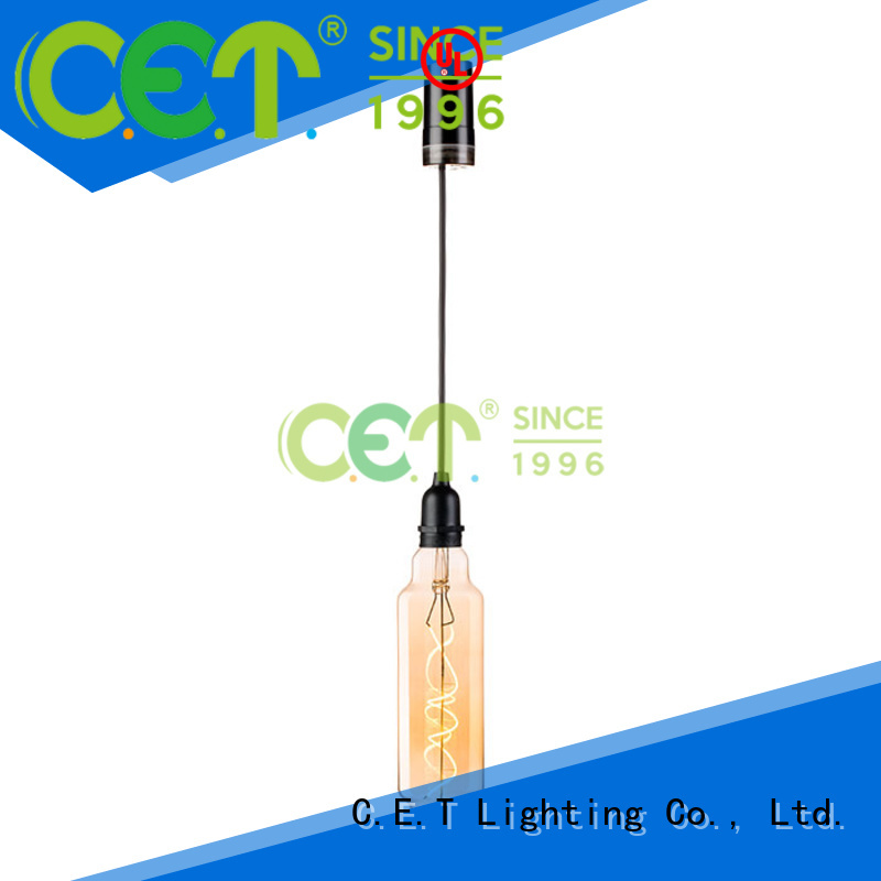C.ET hanging pendant lights supplier for restaurant