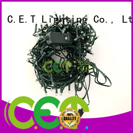 C.ET USB string lights from China for decoration