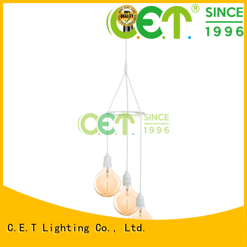 outdoor hanging pendant lights factory price for night party