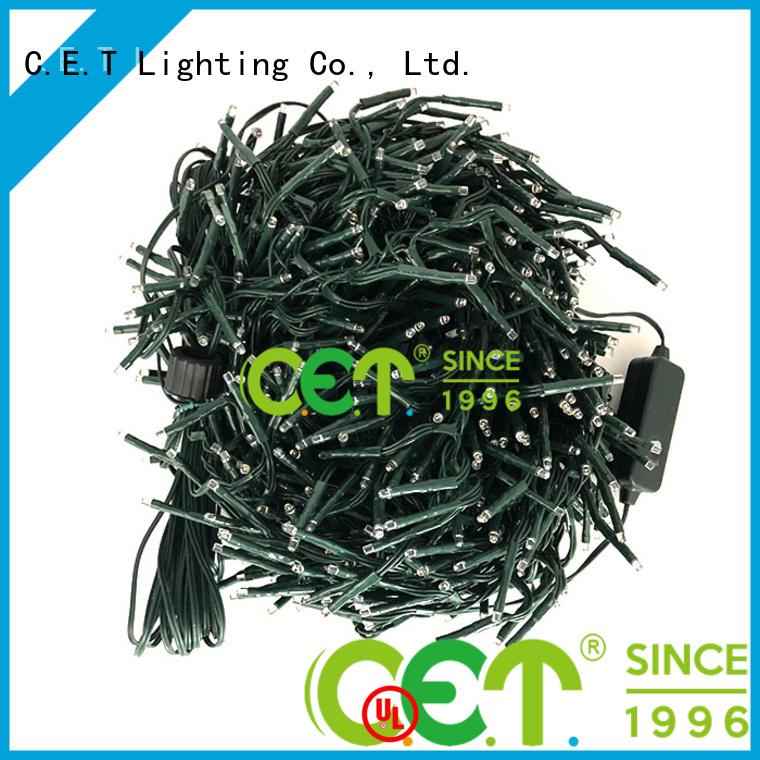 string Christmas light for Christmas C.ET
