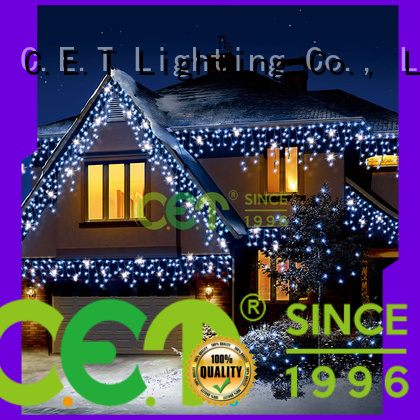 home string Christmas light decoration for decoration