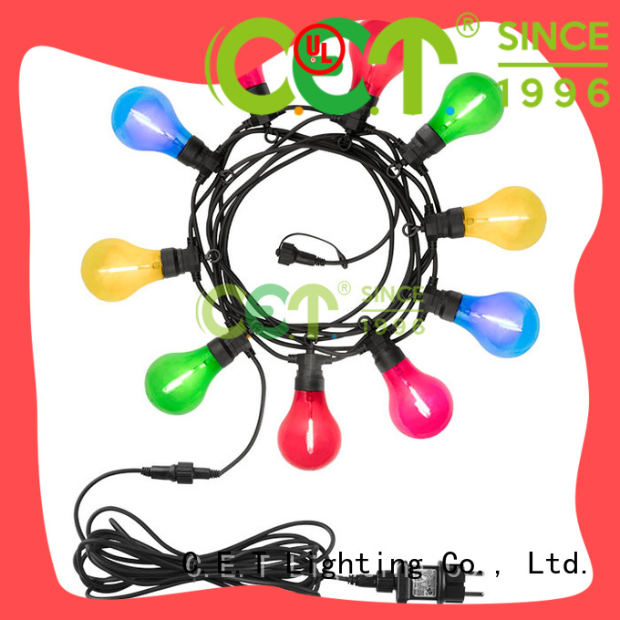 C.ET patio string lights buy now for backyard party