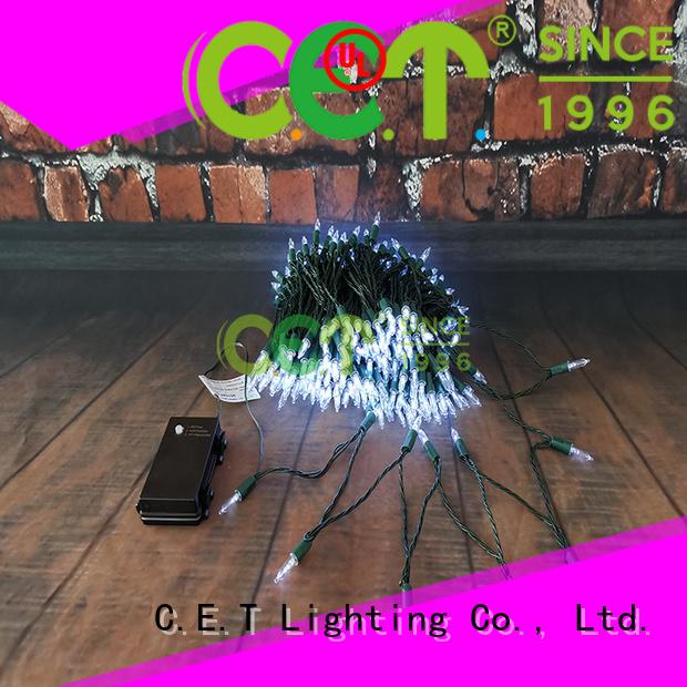 C.ET durable retro Christmas light supplier for Christmas