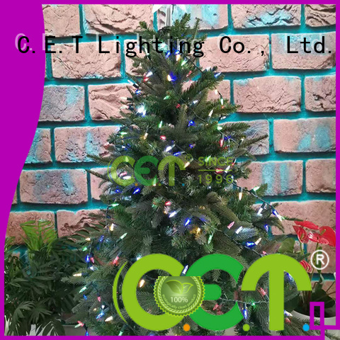 C.ET waterproof retro Christmas light supplier for decoration