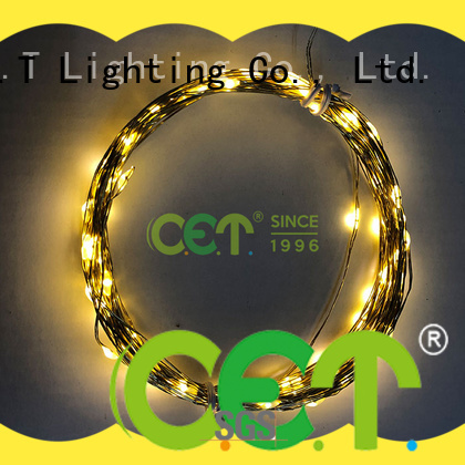 C.ET wire led wire lights reputable manufacturer for romantic decoration
