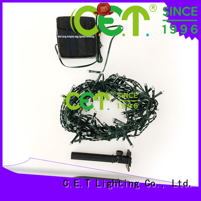 C.ET led icicle lights for decoration