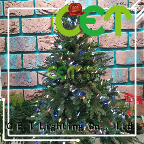 C.ET strong Xmas lights inquire now for party