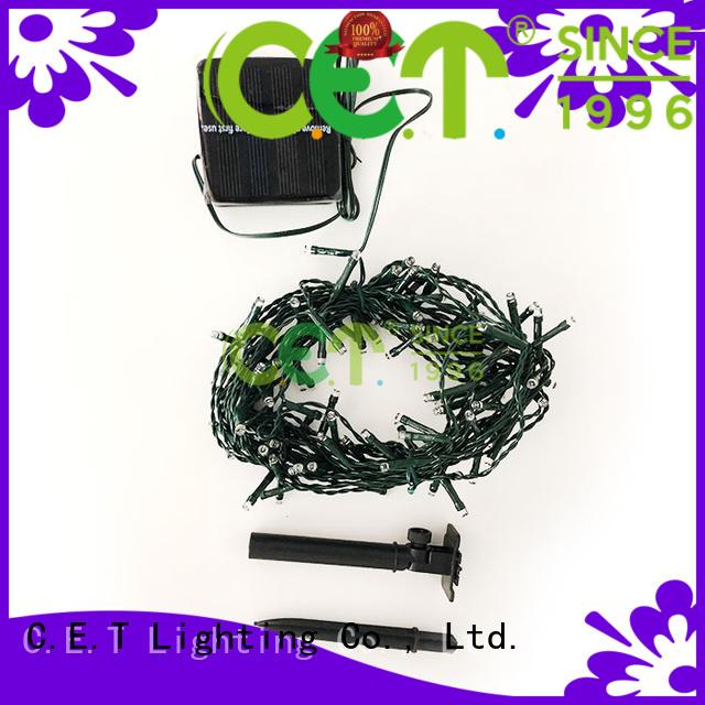 C.ET home string Christmas light decoration for Christmas