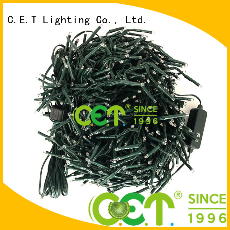 C.ET icicle lights wholesale for Christmas