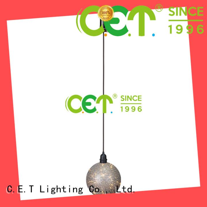 C.ET strong cotton ball lamp for bar