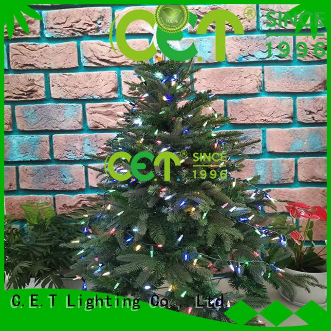 C.ET Xmas lights wholesale for decoration