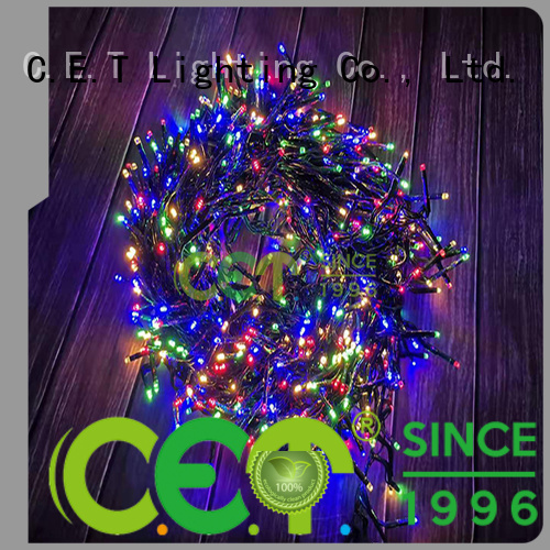 C.ET convenience USB string lights factory price for party