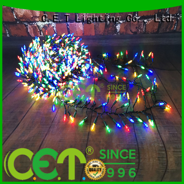 waterproof retro Christmas light supplier for party