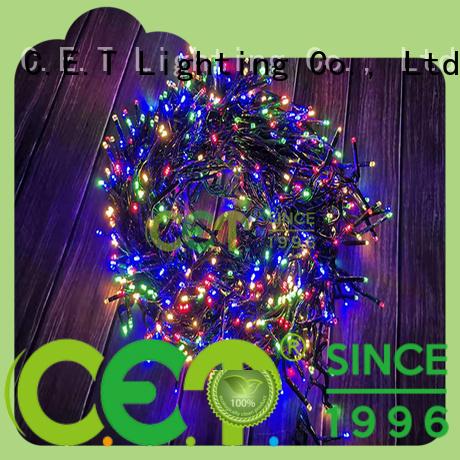 C.ET convenience USB Christmas light reputable manufacturer for decoration