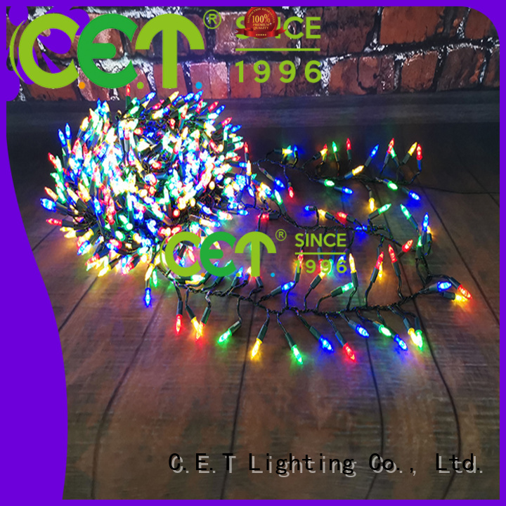 Xmas lights for party C.ET