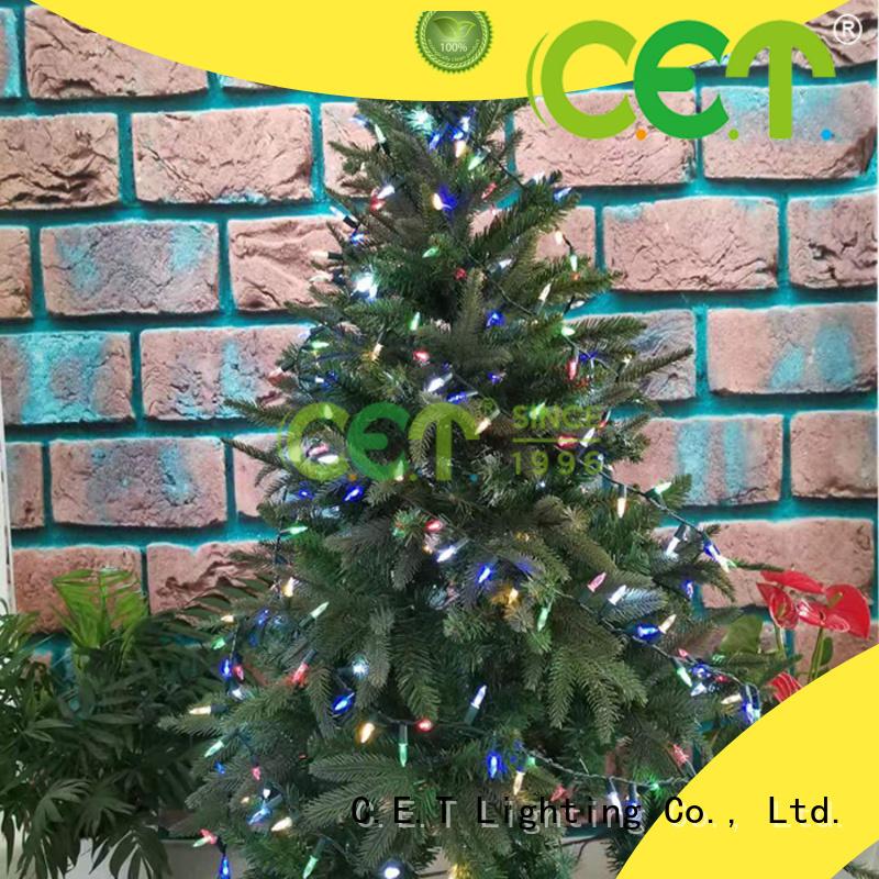 C.ET retro Christmas light wholesale for Christmas