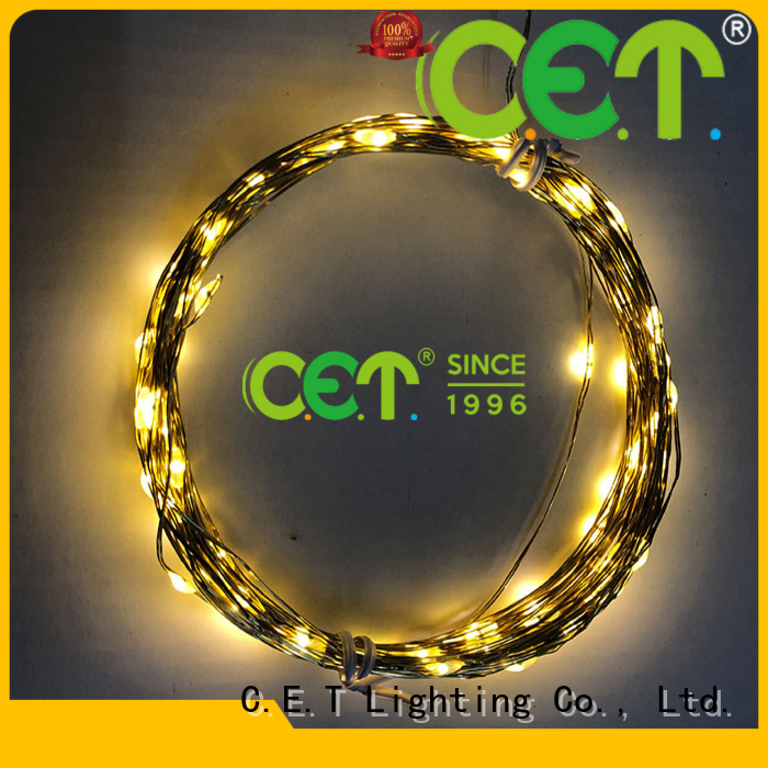 C.ET led fairy lights order now for outdoor party