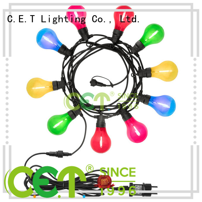 good selling party patio light customization for party