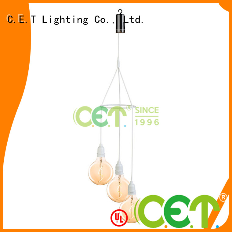 C.ET outdoor edison pendant light order now for night party
