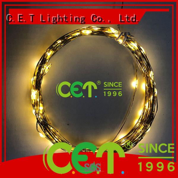 led wire lights reputable manufacturer for romantic decoration C.ET