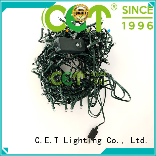 C.ET portable USB string lights reputable manufacturer for Christmas