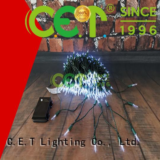C.ET retro Christmas light supplier for party