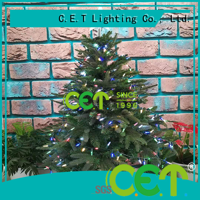 C.ET waterproof Xmas lights inquire now for Christmas