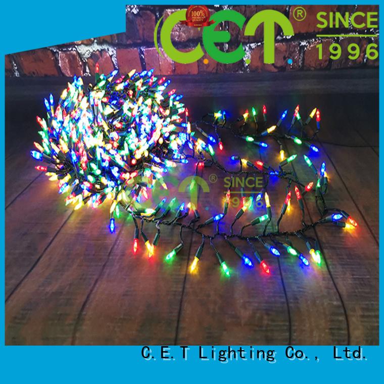 C.ET retro Christmas light inquire now for party