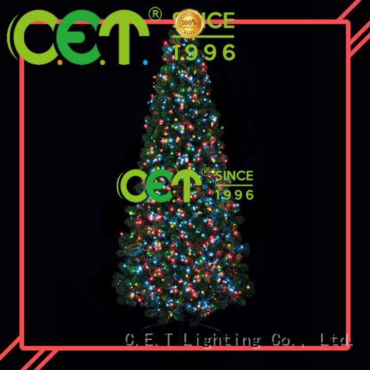 C.ET cluster Christmas lights wholesale for Christmas
