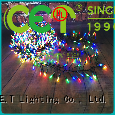 C.ET durable retro Christmas light inquire now for party