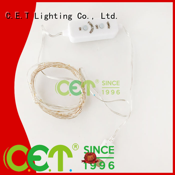 durable copper wire christmas lights order now for romantic decoration
