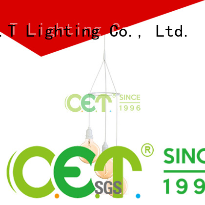 waterproof edison pendant light factory price for night party