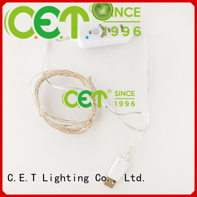 C.ET wire copper wire light order now for bedroom
