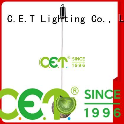 cotton ball lamp for bar C.ET