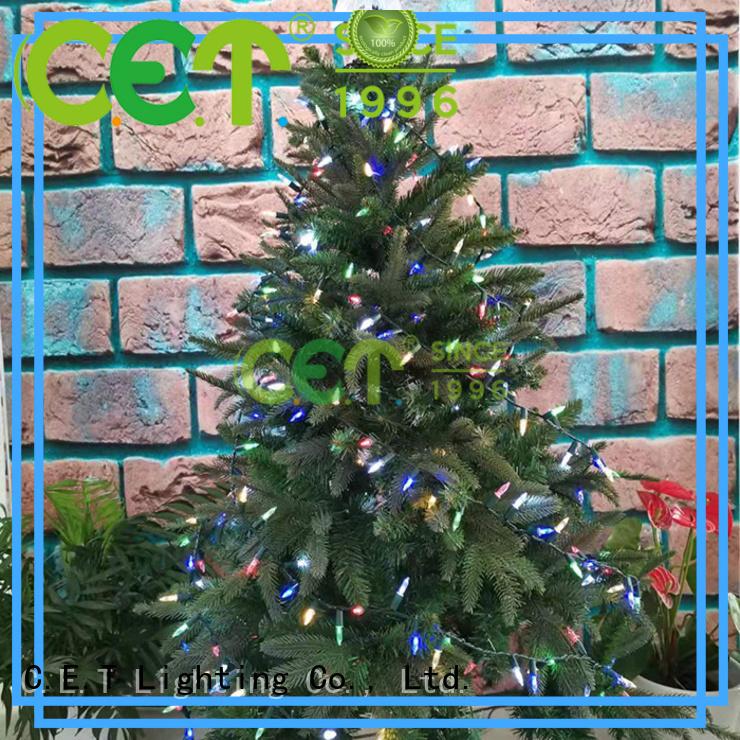 C.ET strong retro Christmas light inquire now for Christmas
