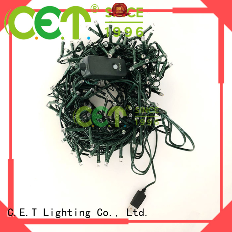 convenience USB string lights from China for decoration