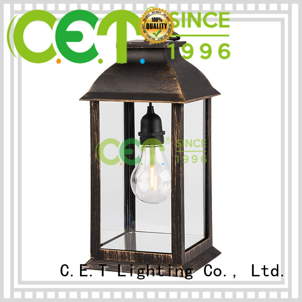 C.ET copper lantern from China for home decoration