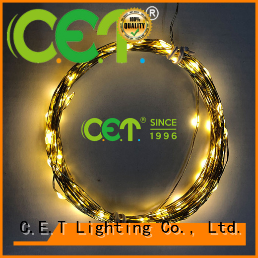 C.ET durable copper wire light reputable manufacturer for bedroom