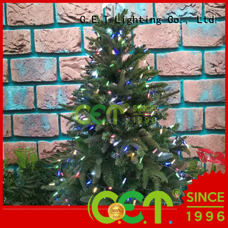 strong retro Christmas light supplier for Christmas