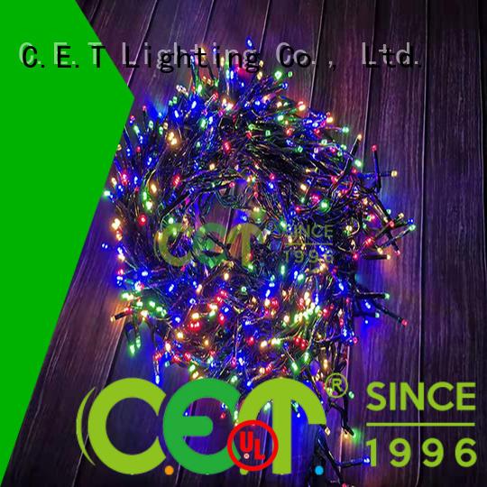 C.ET USB Christmas light reputable manufacturer for Christmas