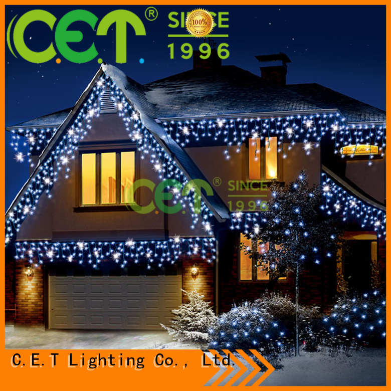 C.ET string Christmas light wholesale for party