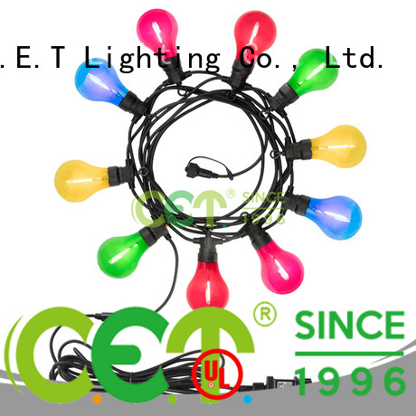 hot sale party patio light customization for party