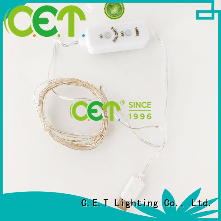 copper wire light for bedroom C.ET