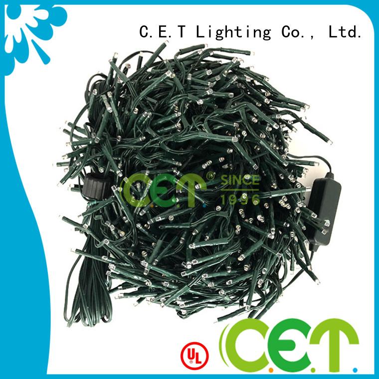 C.ET string Christmas light for party