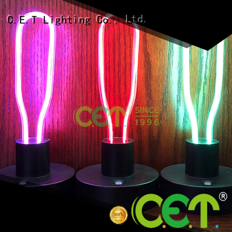 C.ET good selling edison table lamp from China for bedroom