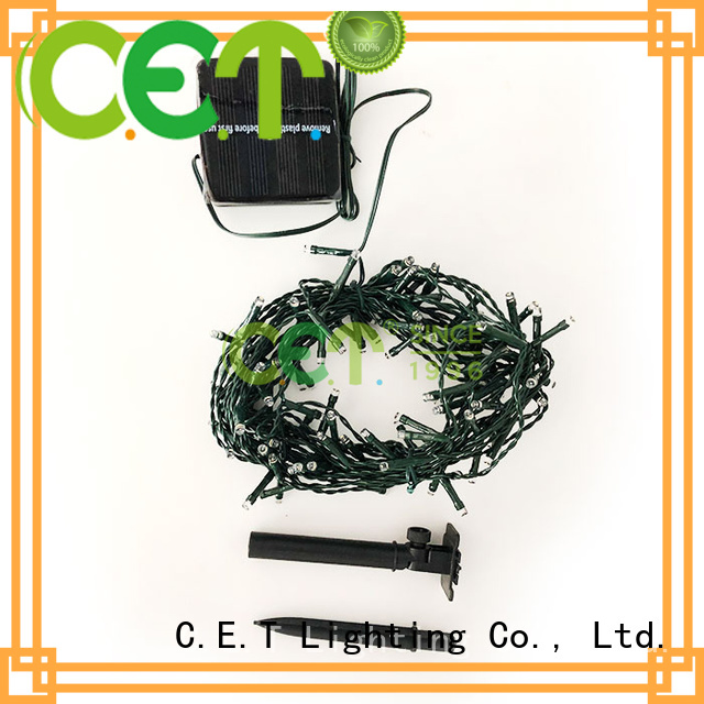 C.ET outdoor string Christmas light buy now for party