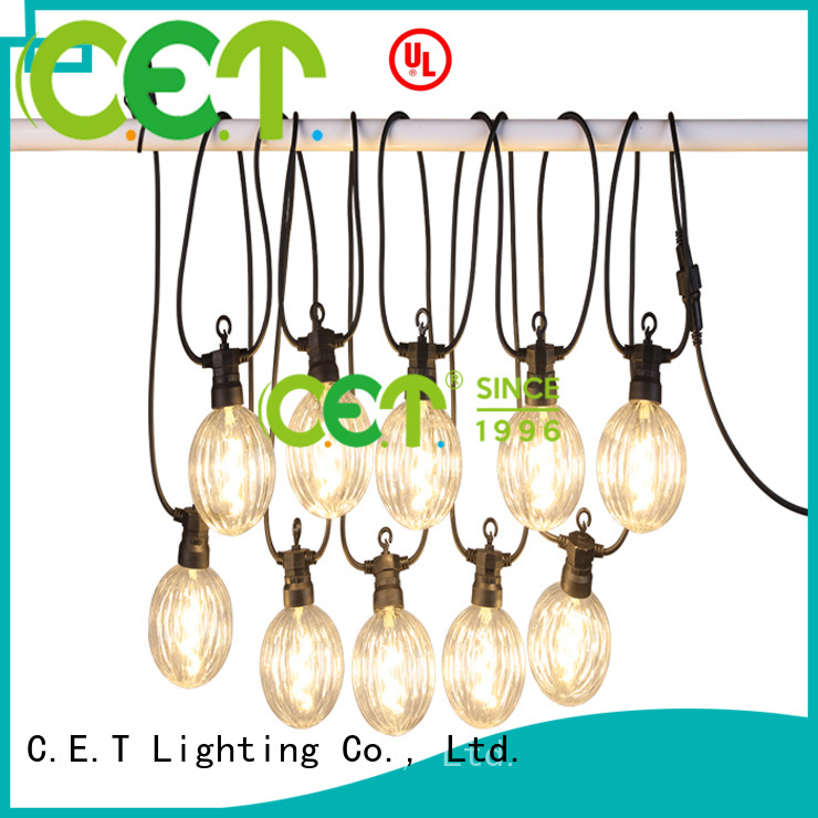 good selling party patio light customization for backyard party