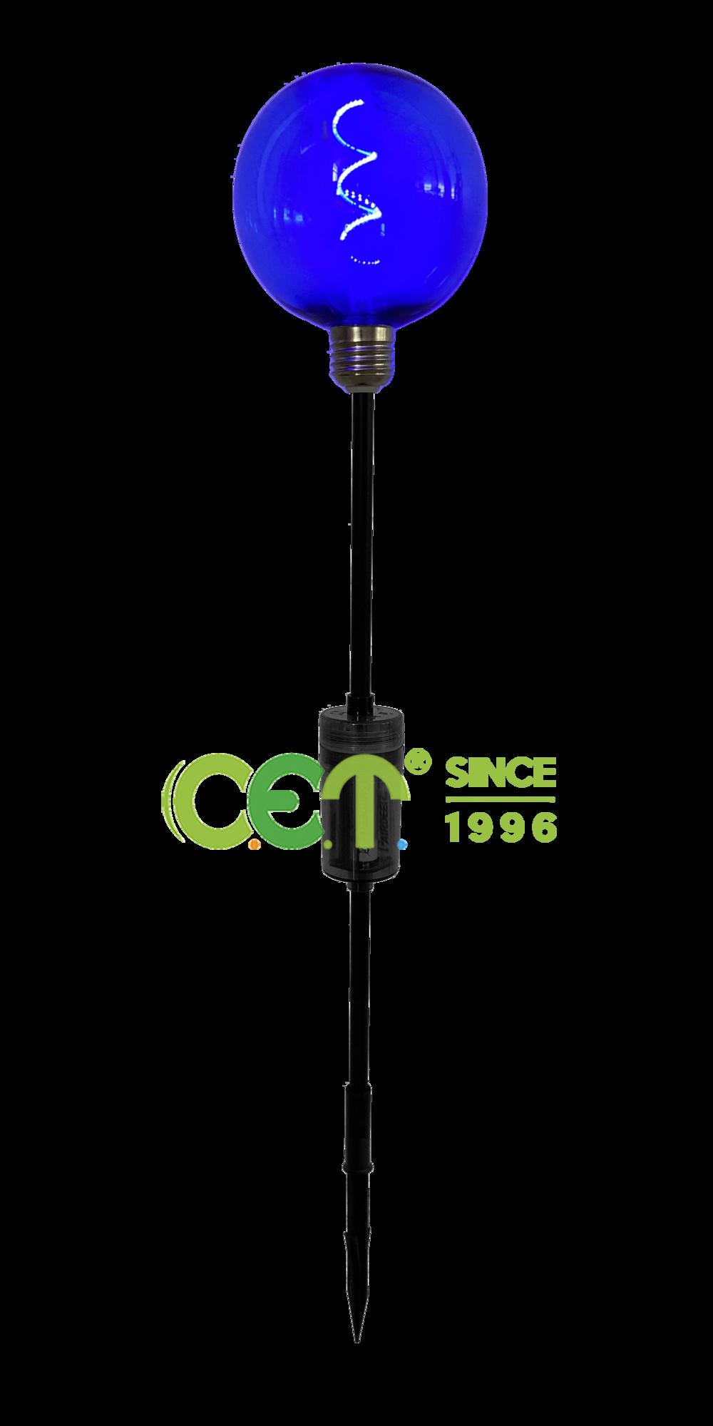 Garden Stick Light-Spiral LED Filament