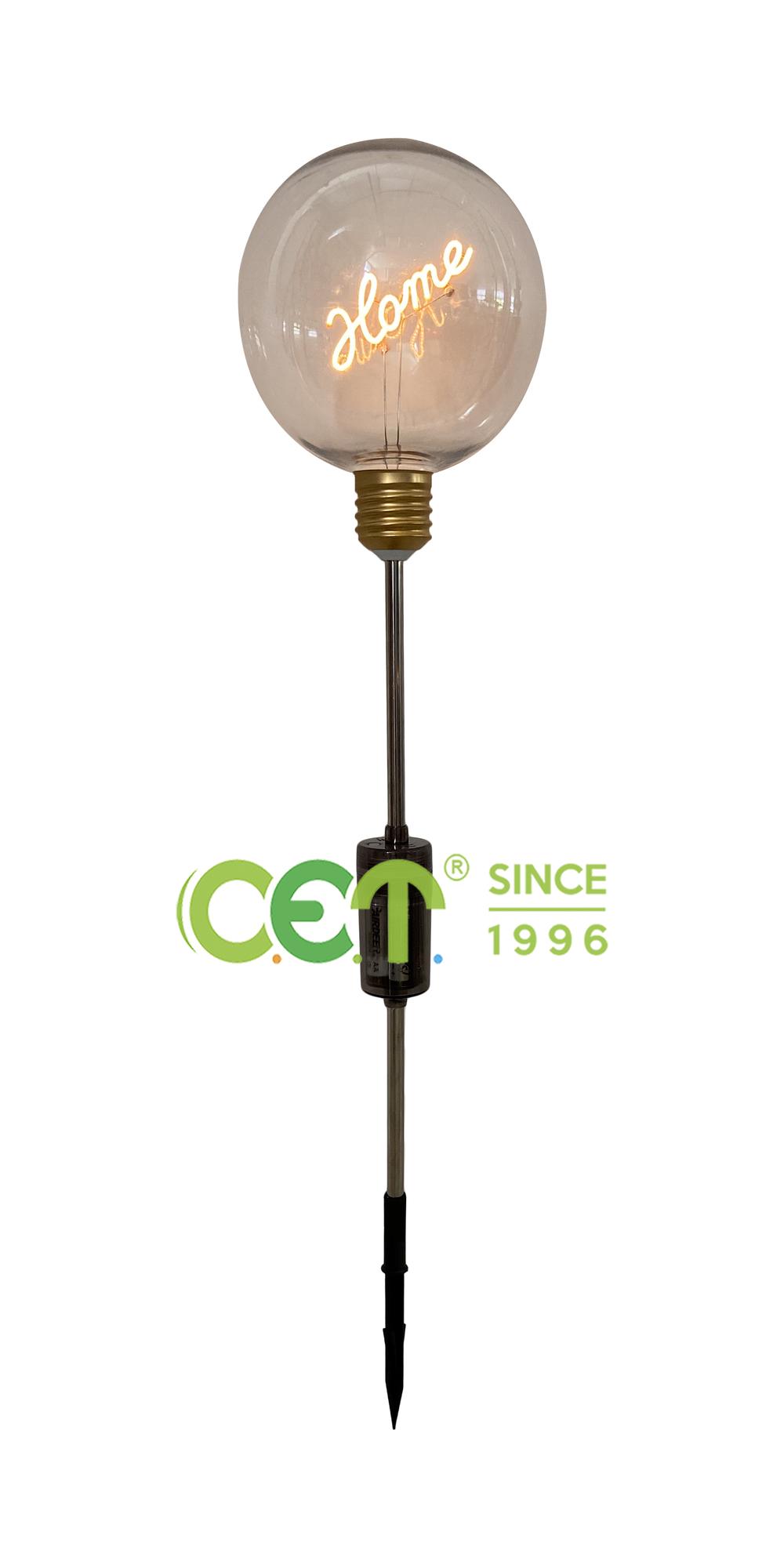 Garden Stick Light-Letter LED Filament